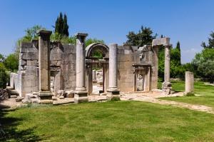 synagog ruins